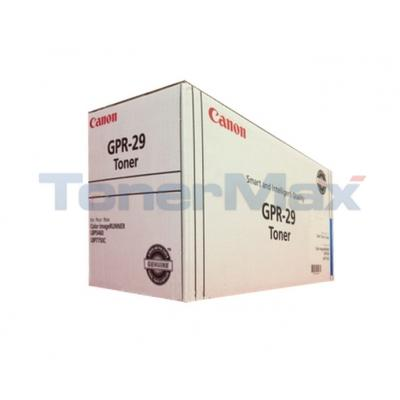 CANON COLOR LBP5460 GPR-29 TONER CYAN
